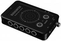 Подавитель микрофонов, подслушивающих устройств и диктофонов BugHunter DAudio bda-3 Voices с 7 УЗ-излучателями и акустическим глушителем