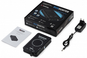 BugHunter DAudio bda-2 Voices с 5 УЗ-излучателями и акустическим глушителем