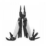 Leatherman Surge Серебристо-Черный