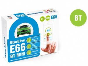 StarLine E66 BT MINI