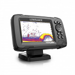 Lowrance Hook Reveal 5 SplitShot 83/200 HDI