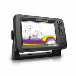 Lowrance Hook Reveal 7 SplitShot 83/200 HDI