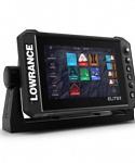 Lowrance Elite FS 7 с датчиком Active Imaging 3-in-1