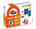 StarLine AS97 2SIM LTE GPS