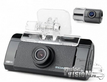 IROAD DASH CAM V9 с GPS